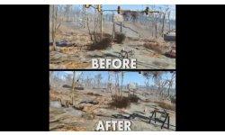 Fallout 4 comparaison graphique consoles 1 3