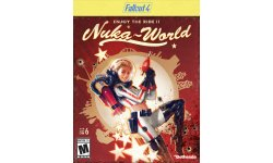 Fallout 4 Nuka World add on packaging