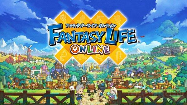 Fantasy Life Online artwork 24 10 2016