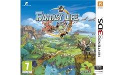 Fantasy Life PEGI jaquette 3DS