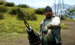 Far Cry 4 Hurk head