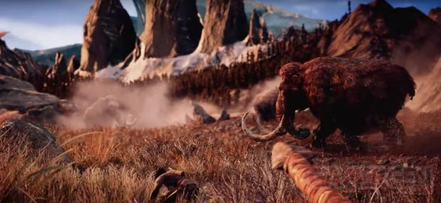 Far Cry primal Bande annonce 101