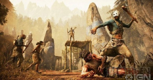 Far Cry Primal leak screen