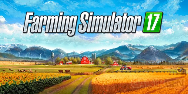 Farming Simulator 17 24 02 2016 screenshot 2