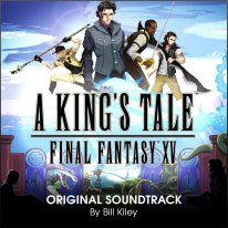 FF XV A King's Tale OST jaquette