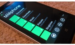 Fichiers WP8 1