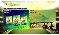 FIFA 14 Ultimate Team Coupe du Monde 24 05 2014 screenshot 2