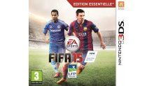 FIFA 15 PEGI jaquette 3DS