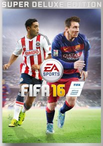 FIFA 16 jaquette mexique