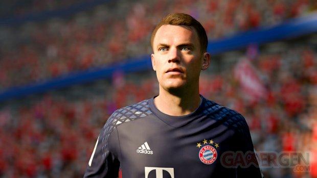 FIFA 17 01 08 2016 Bayern Munich screenshot (6)