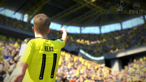FIFA 17 21 07 2016 Marco Reus screenshot