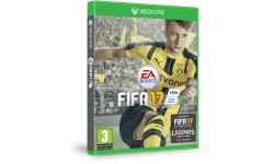 FIFA 17 jaquette