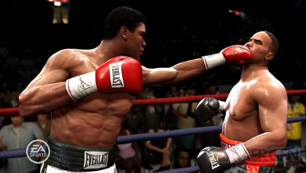 Fight Night Round 4 Mohamed Ali