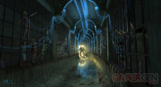 Film BioShock concept arts 1