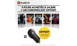 films HD offerts chromocast