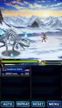 Final Fantasy Brave Exvius Ariana Grande screenshot 1