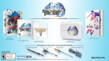 Final Fantasy Explorers collector