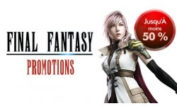 Final Fantasy promotions