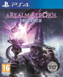 final fantasy Realm reborn jaquette PS