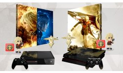 Final Fantasy Type 0 HD edition collector console PS4 Xbox One