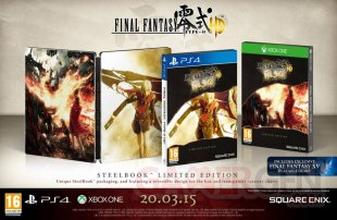 Final Fantasy Type 0 HD édition collector steelbook
