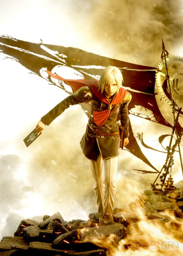 Final Fantasy Type 0 HD images screenshots 1