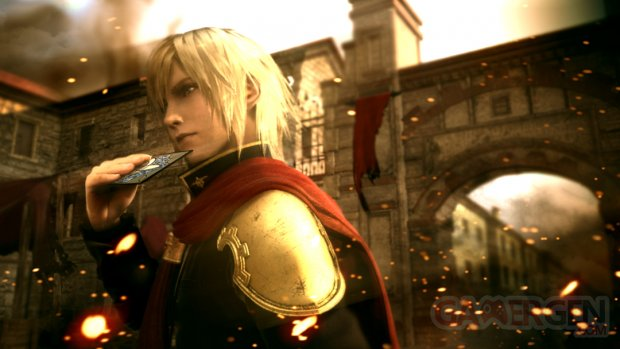 final fantasy type 0 hd psvita