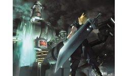 Final Fantasy VII Clad Shinra