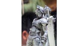Final Fantasy VII Remake figurines (2)