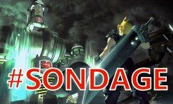 Final Fantasy VII Sondage de la semaine (2)