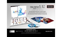 final fantasy x x2 ps3 collector