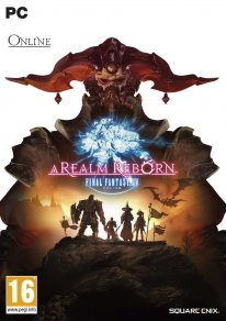 Final Fantasy XIV A Realm Reborn jaquette pc