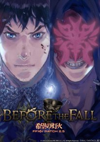 Final Fantasy XIV Before the Fall 17 01 2015 key art
