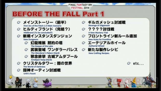 Final Fantasy XIV Before the Fall part 1