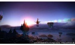 Final Fantasy XIV: Heavensward - Des informations et des images pour les jobs, les races, les montures et les décors