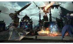 Final Fantasy XIV le festin