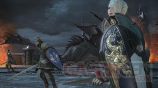 Final Fantasy XIV screenshot Revenge of the Horde 1