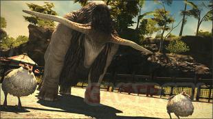 Final Fantasy XIV screenshot Revenge of the Horde 4
