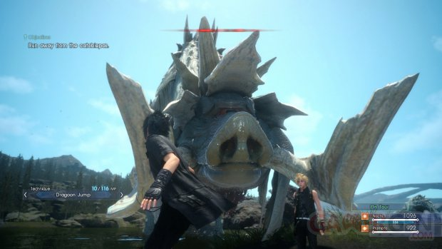 Final Fantasy XV 09 06 2015 Mise a jour 2 0 screenshot (9)