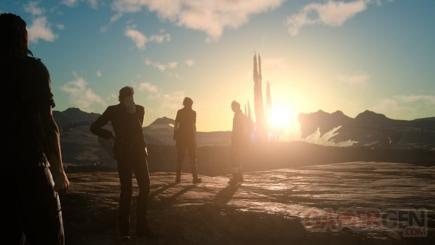 Final Fantasy XV 14 02 2016 screenshot