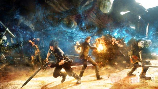 Final Fantasy XV 26.12.2014  (2)