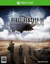 Final Fantasy XV 31 03 2016 jaquette 2