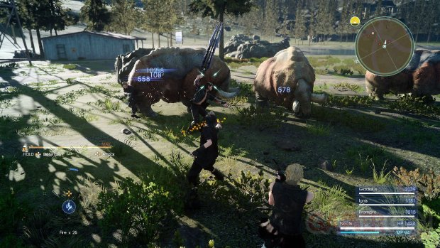 Final Fantasy XV 31 03 2016 screenshot 12