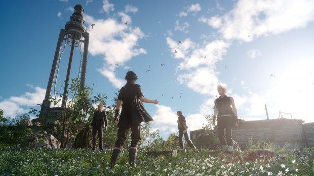 Final Fantasy XV 31 08 2015 screenshot 1