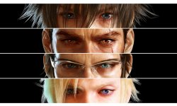 Final Fantasy XV art