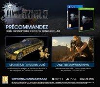 Final Fantasy XV bonus précommande 6