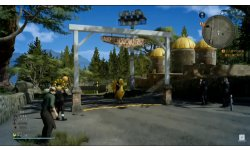 final fantasy xv chocobo course