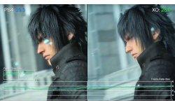 Final Fantasy XV comparaison image