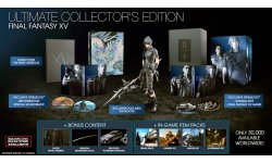 Final Fantasy XV edition collector ultimate deluxe (1)