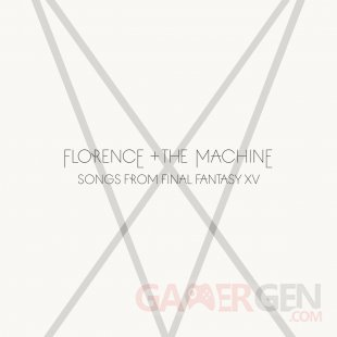 Final Fantasy XV Florence the Machine head 1